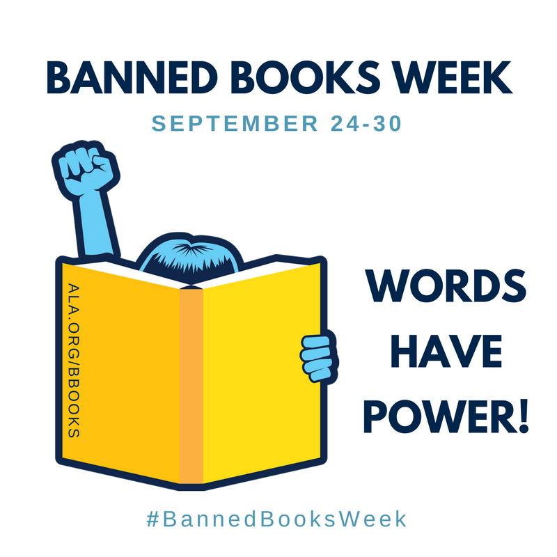 banned book week 2017 logo from ALA